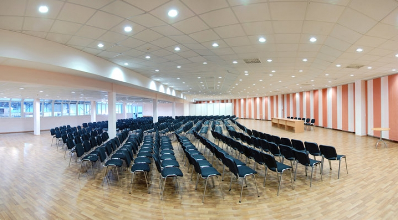 Conference hall №1 (350-400 seats)